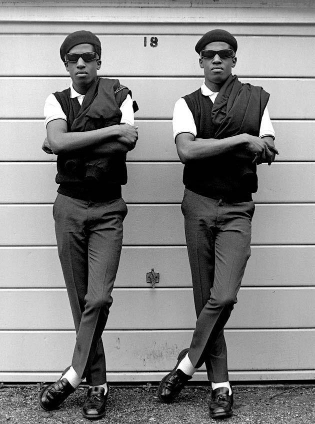 Janette Beckman - Rude Boys, London 1981