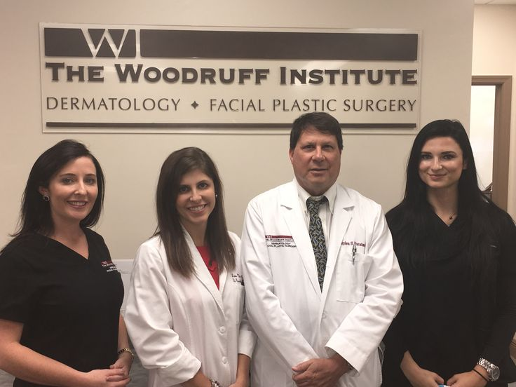 Meet The Woodruff Institute for Dermatology & Cosmetic Surgery's downtown Naples team!