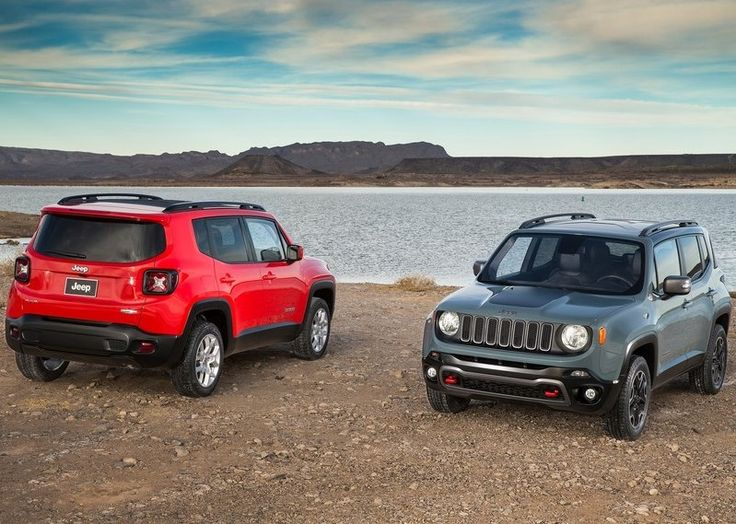2015 Jeep Renegade Wallpaper 2
