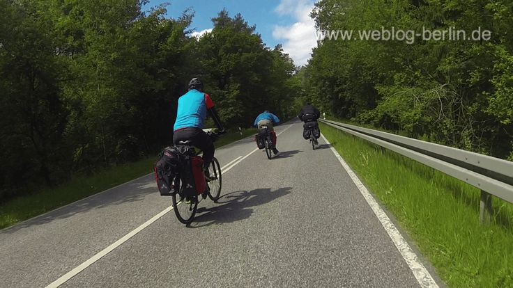 Fernradweg Berlin-Kopenhagen