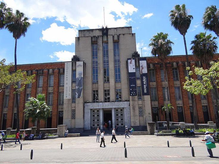 The Museum of Antioquia (Museo de Antioquia) is an art museum in Medellín,