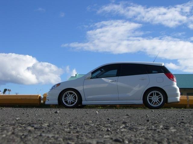 Autoland :: 2004 Toyota Matrix XR, rims, body kit, a/c