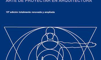 LIBRO: EL ARTE DE PROYECTAR ARQUITECTURA - Neufert (descargar libro en pdf gratis)