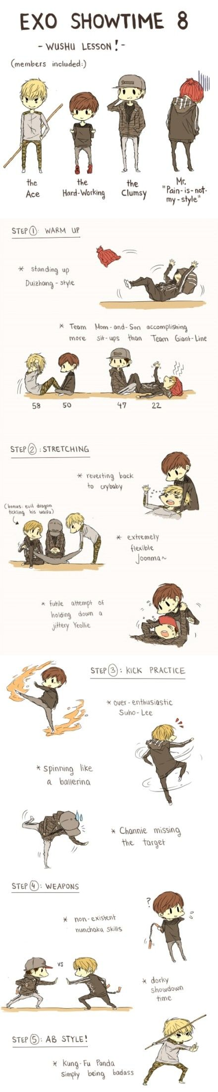 Showtime comic fanart cr: owner