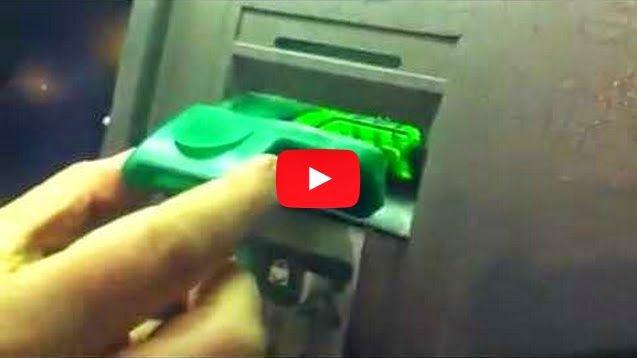 TVEstudio: Cuidado en los cajeros automáticos