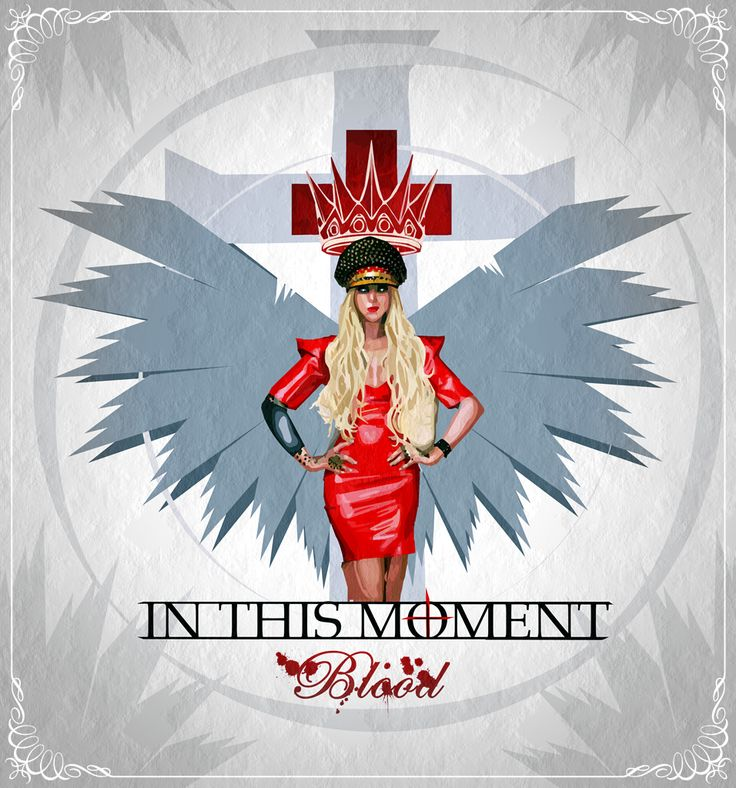 in this moment album cover - photo #15