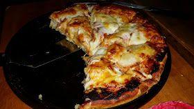 emanuelhenrysson.se: Utmärkt recept på Pan Pizza deg, lite som Pizza Hut!