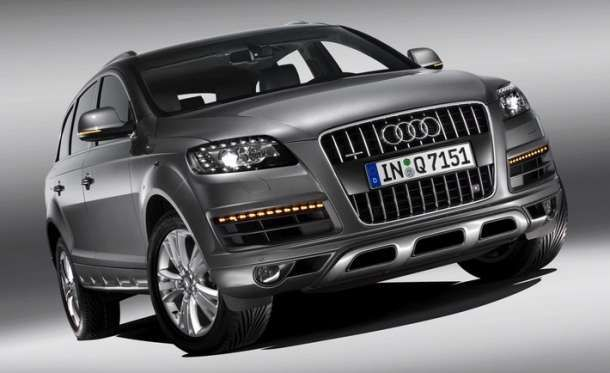 2016 Audi Q7 - http://2016latestcar.com/2016-audi-q7-redesign-price/