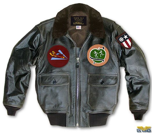 220 best images about World War II bomber jackets on ...