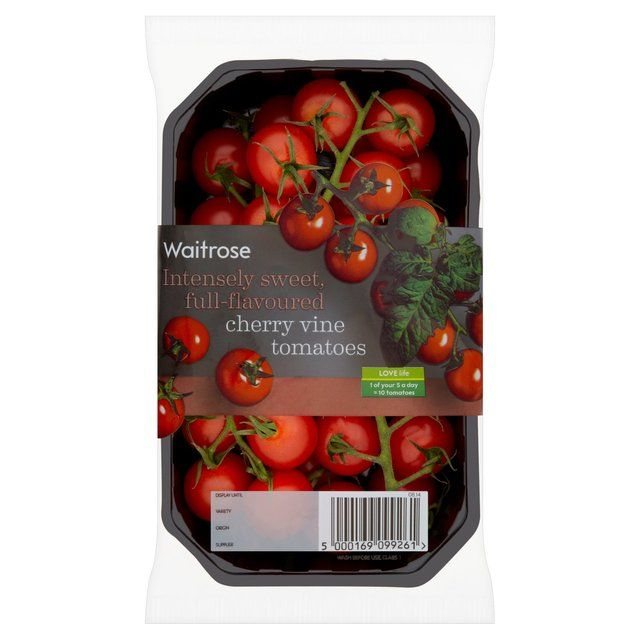Cherry Vine Tomatoes Waitrose http://www.ocado.com