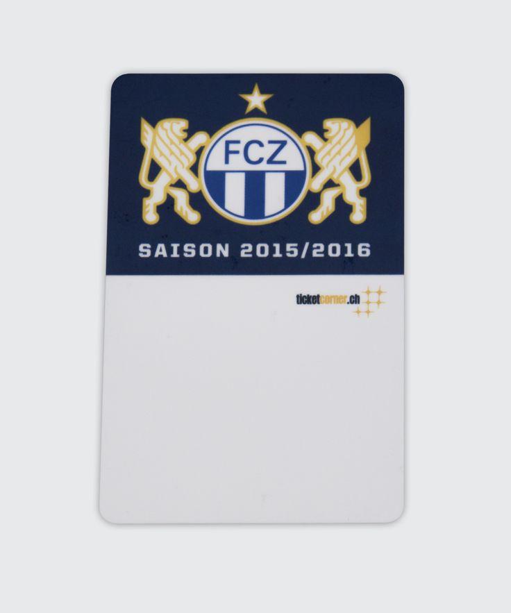 Season Card for Swiss Football Club