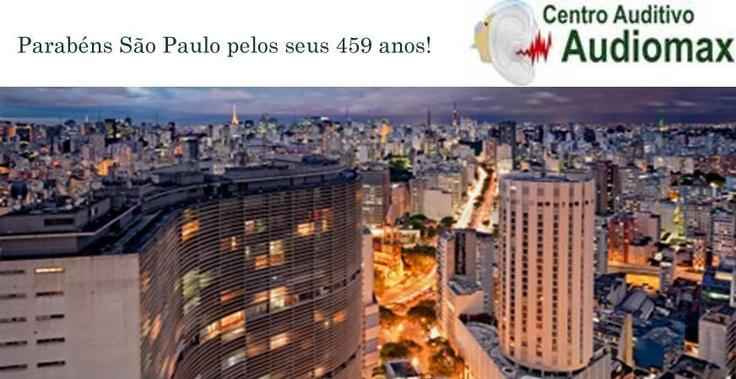 Parabens Sao Paulo!