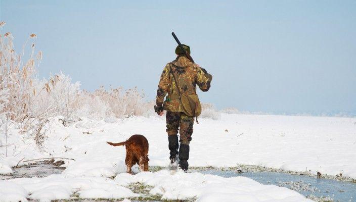 Οι αποφάσεις απαγόρευσης κυνηγιού λόγω χιονοπτώσεων και δυσμενών καιρικών συνθηκών για την κυνηγετική περίοδο 2016-2017.
