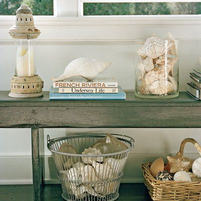 484 Best Decorating With Seashells Images On Pinterest