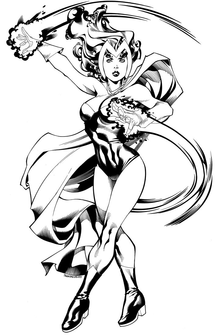 2876 best The Scarlet Witch images on Pinterest Marvel comics