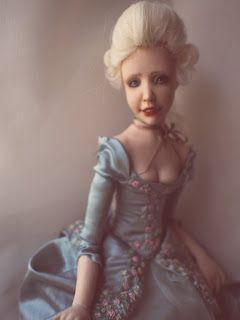 Handmade Ooak ArT Doll