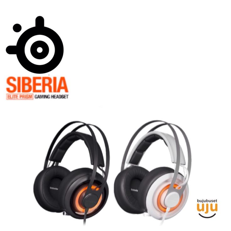 Steelseries - Siberia Elite Prism  IDR 2.829.999