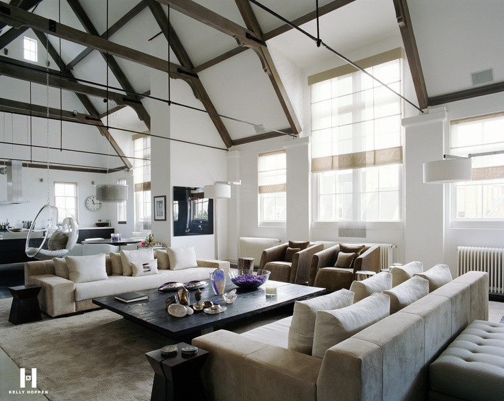 Kelly Hoppen Battersea London Celebrity Homes Pinterest Home