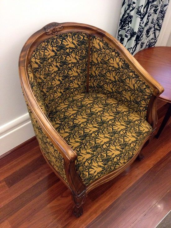 hakea fabric jude taylor The Office of the Premier and Cabinet Room 603840