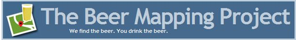 The ultimate beer mapping tool - would be very handy during a road trip!