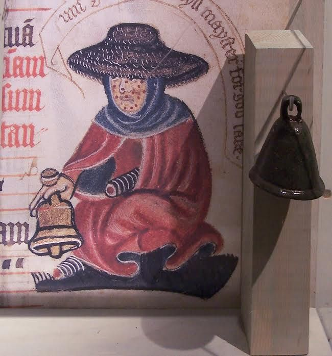 Leprosy and Plague in St Giles in the Fields.   Rebecca Rideal takes a look at the history of leprosy in London. http://www.medievalists.net/2017/03/leprosy-plague-st-giles-fields/ #history #london #disease