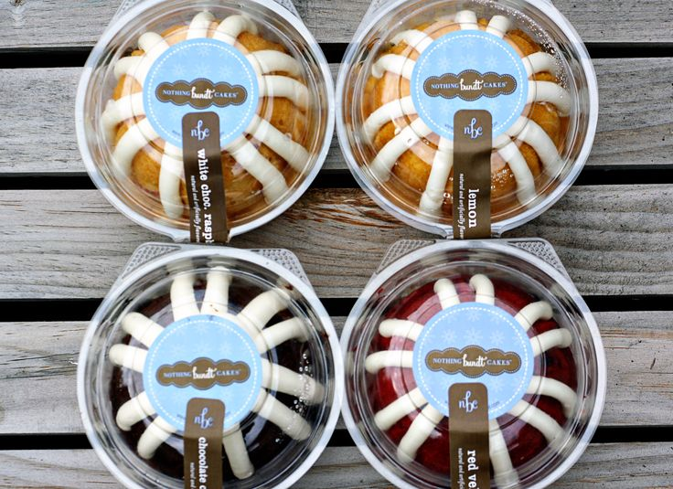 Nothing Bundt Cakes - Lubbock in the Loop