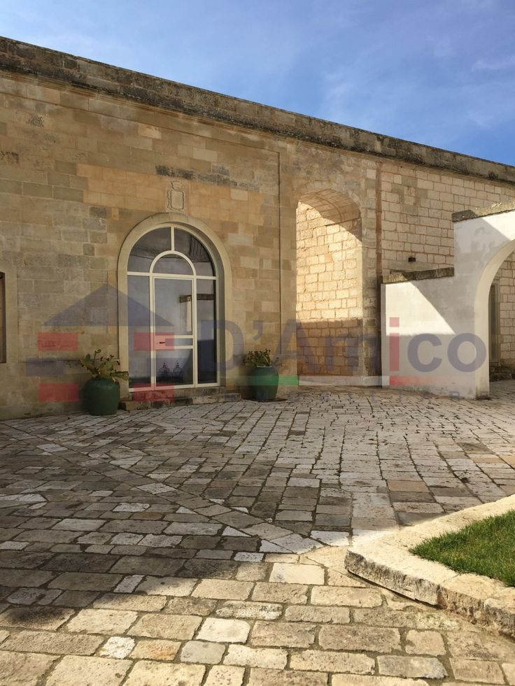 Vendita Palazzo , in centro storico nel Salento, con giardino e piscine (GIUGGIANELLO-Italy-Puglia-Salento)/ Sale Palace , in the historic center in Salento, with garden and swimming pools (GIUGGIANELLO-Italy-Puglia-Salento) http://www.damicoimmobiliare.it
