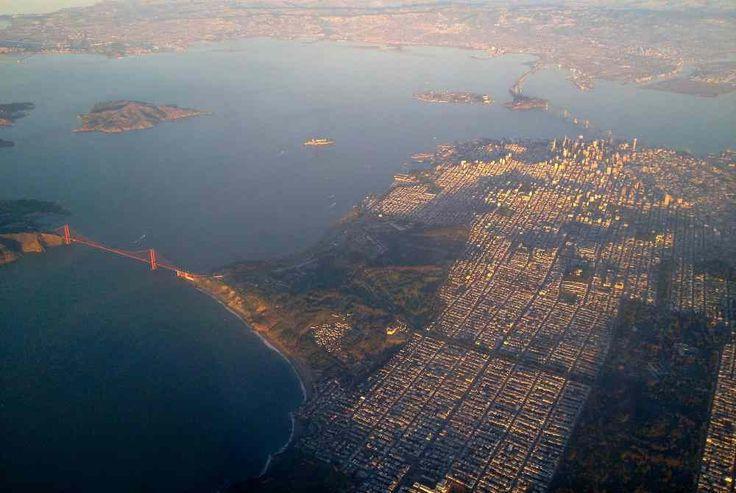 A Bird's Eye View Of San Francisco