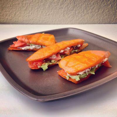 Interesting ideas for Eggless Breakfast - Carrot-Ninis.