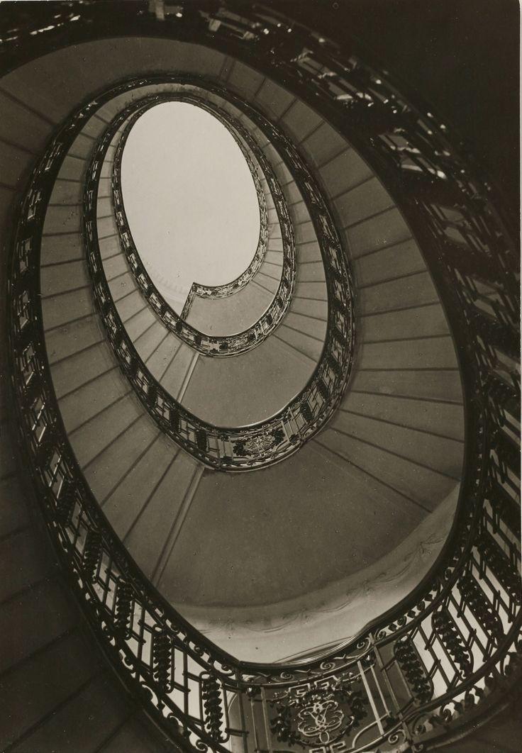 Imre Kinszki. Jewish-Hungarian photographer (1901 - 1945)