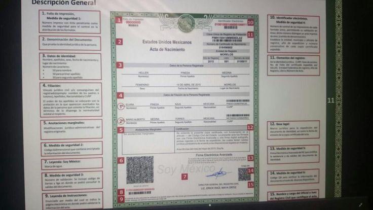 Condona Registro Civil cobro de actas extemporáneas | El Puntero