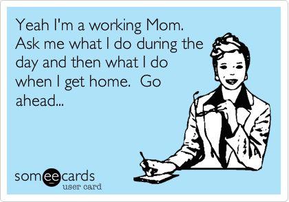 64f0a36c4df427bf8eb9eeba64abd4d0 single parent single moms working mom vs sahm (just for giggles) ) working moms, memes,Working Mom Memes
