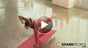 FREE full-length 20-Minute Yoga/Pilates routine from Kathy Smith. #fitness #yoga #pilates