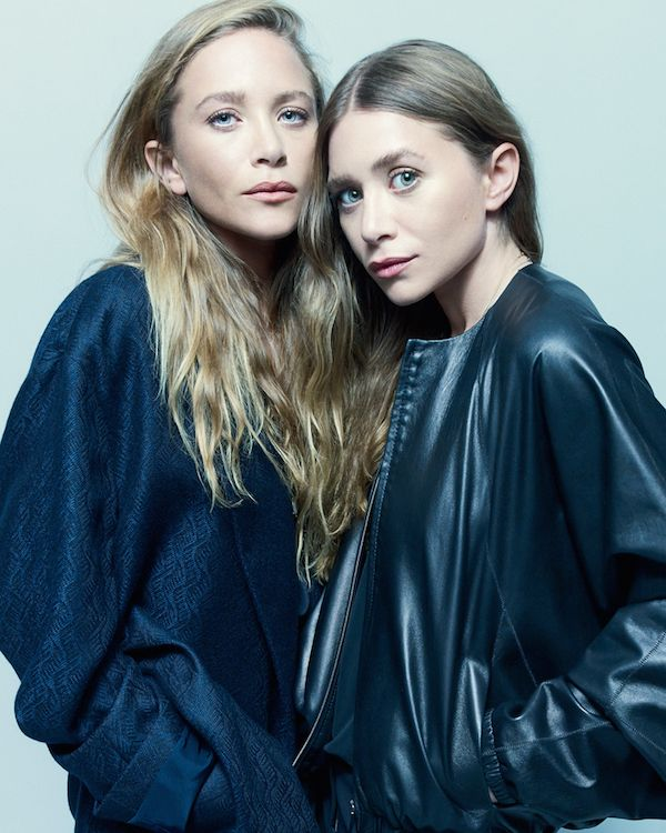 Must-See: Mary-Kate And Ashley Olsen's Stunning Photo For Departures
