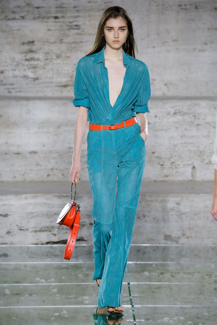 Salvatore Ferragamo Spring 2018 Ready-to-Wear  Fashion Show Collection