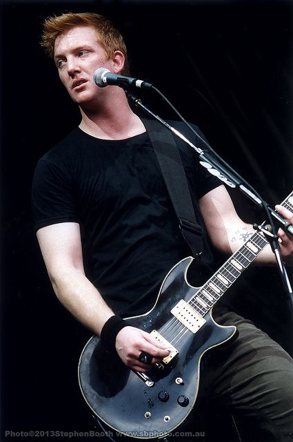 Josh Homme (Hi Betty!)