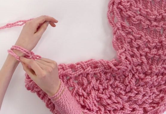 Knitting Without Needles : Best images about arm knitting on pinterest michael