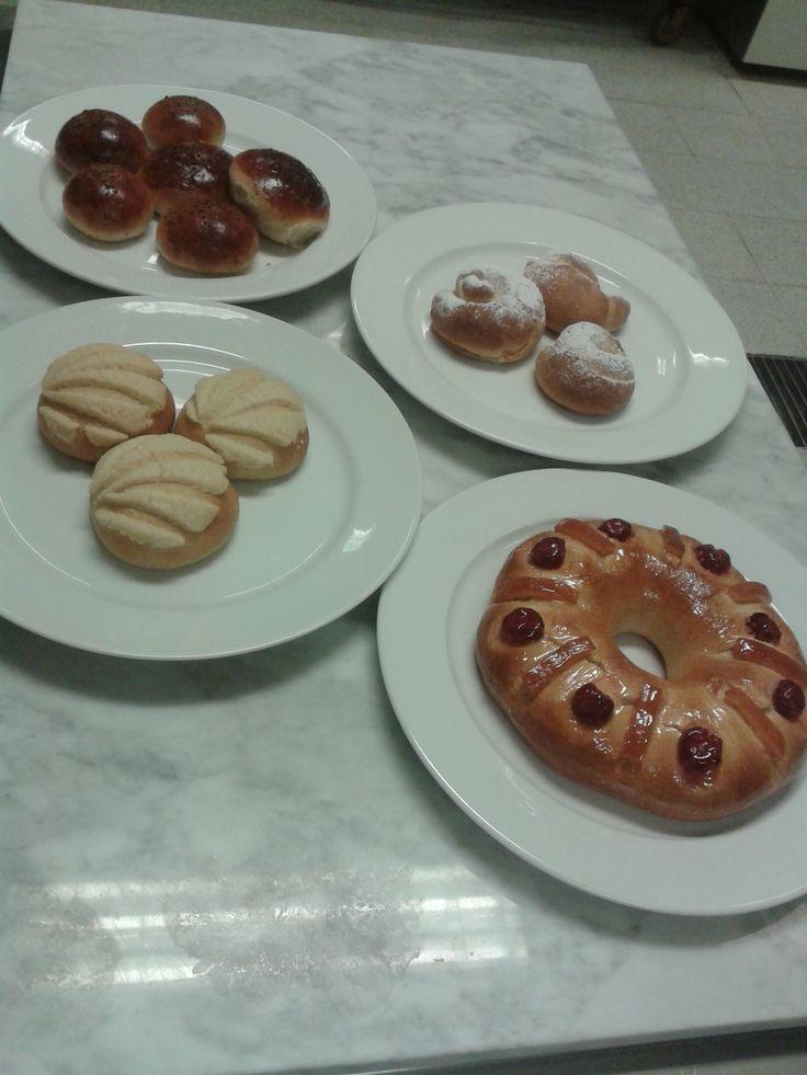 Panaderia pan de anis,concha mexicana,enzaimadas y rosca de reyes