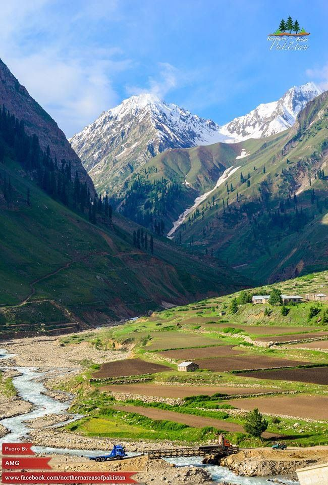 Kaghan valley. pakistan
