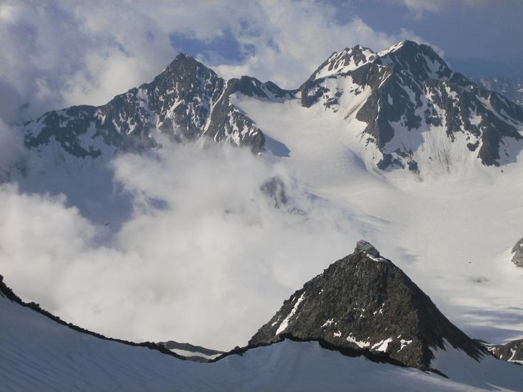 Stubaier Alpen - Müller Hütte