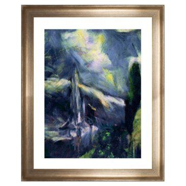 Check out this item at One Kings Lane! El Greco, The Assumption of St. Mary