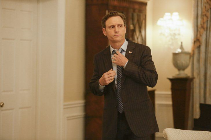 Pin for Later: Scandal: Is This the Last Time We'll See Rowan Pope Alive?  Tony Goldwyn as Fitz.