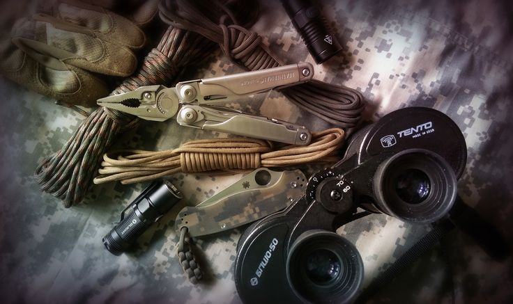 Observation Set (Tento BPC 10x50 Carl Zeiss Optics) #observation #binoculars #tento #carl #zeiss #carlzeiss #leatherman #spyderco #paracord #olight #nitecore #flashlight #mechanix #gloves #acu #ucp #camo #poland #edc