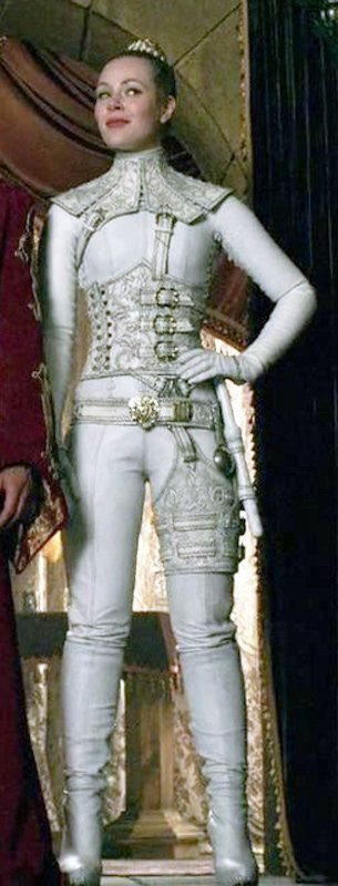 Replica LotS White Mord'Sith Costume by ANWLeather on Etsy