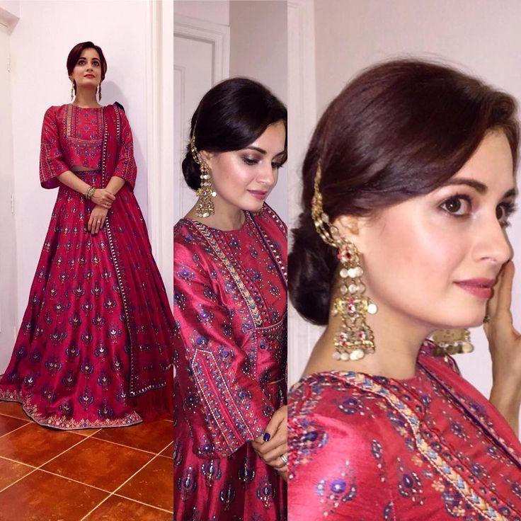 Diwali LOVE :) Outfit Anita Dongre  @Anitadongre Jewelry Amrapali  @tribebyamrapali  Styled by @theiatekchandaney  Hair by @shobhakewal