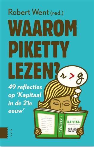 Waarom Piketty lezen?  Description: In de Verenigde Staten wordt zijn snelle opkomst vergeleken met die van The Beatles en is hij gekscherend de Justin Bieber van de economie genoemd. De Franse econoom Thomas Piketty verdeelt met zijn vuistdikke boek van 12 kilo 'Capital in the 21st Century' economen journalisten en politici in Pikettystas en anti-Pikettystas.Inmiddels zijn al meer dan 500.000 exemplaren van 'Capital' verkocht en in veel landen waaronder Nederland is de vertaling net…