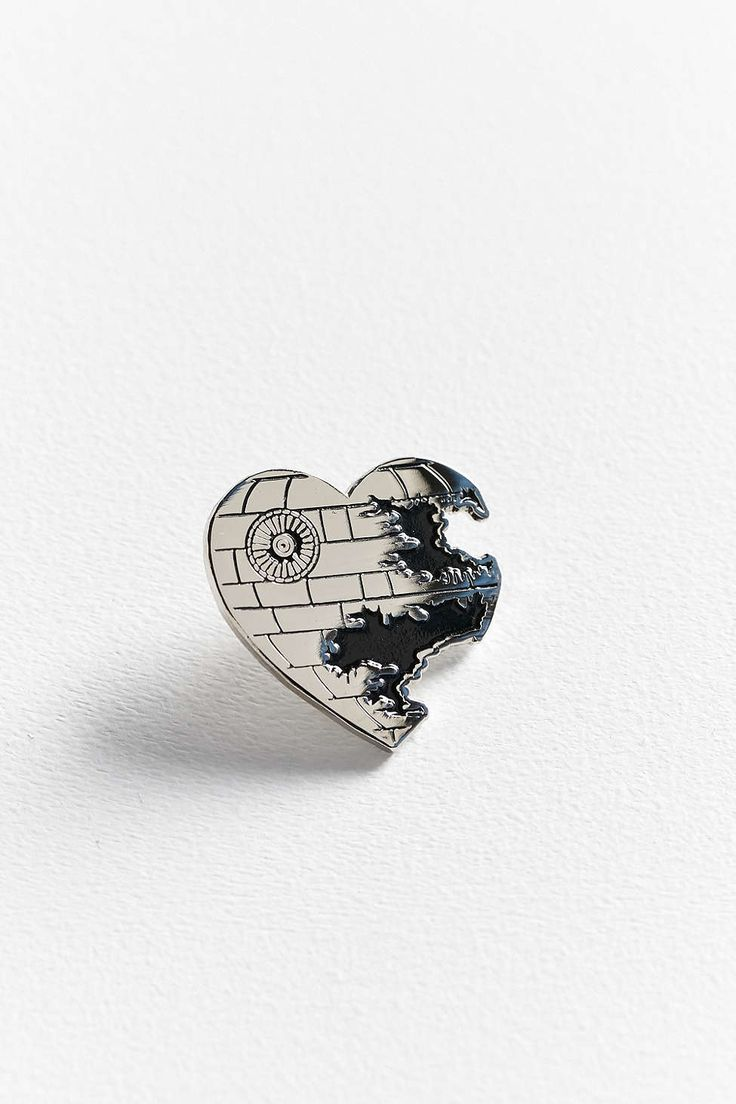 Yesterdays Love Is A Battle Station Pin - Urban Outfitters