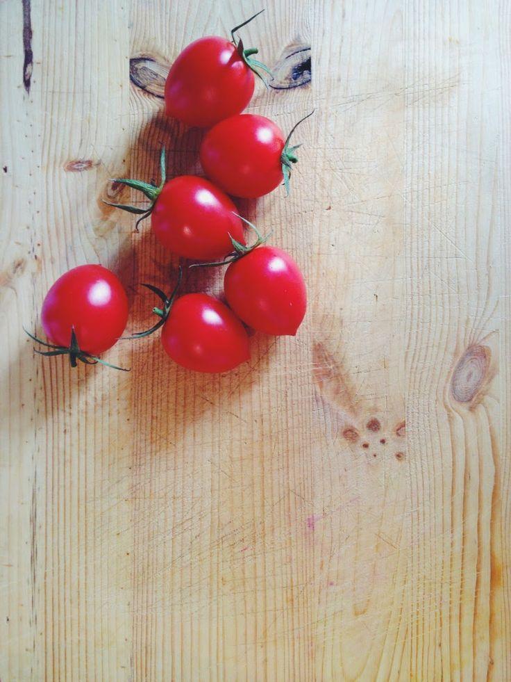 piusale!: Dolce Pomodoro - In Cucina con il Coure