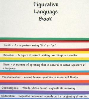 Figurative language book by ofelia