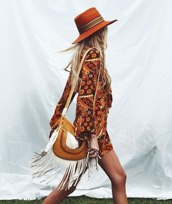 Personal Style: Burnt Orange - Gingerly Witty